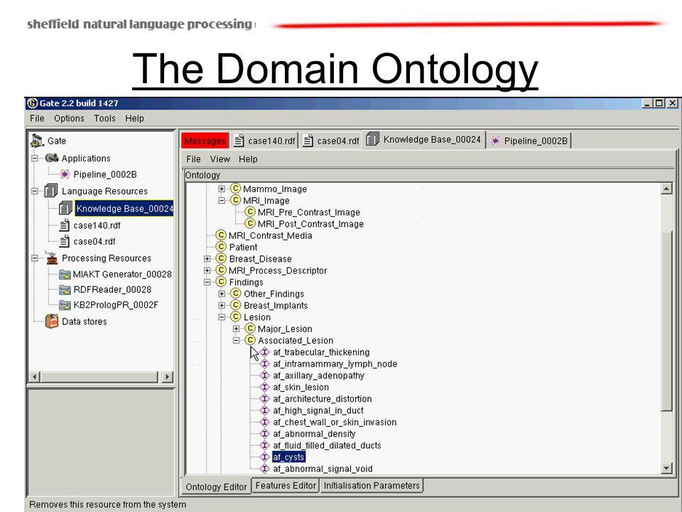 Further Info http://www.aktors.org/miakt/ http://www.dcs.shef.ac.uk/~kalina/pap ers.html http://sekt.semanticweb.org
