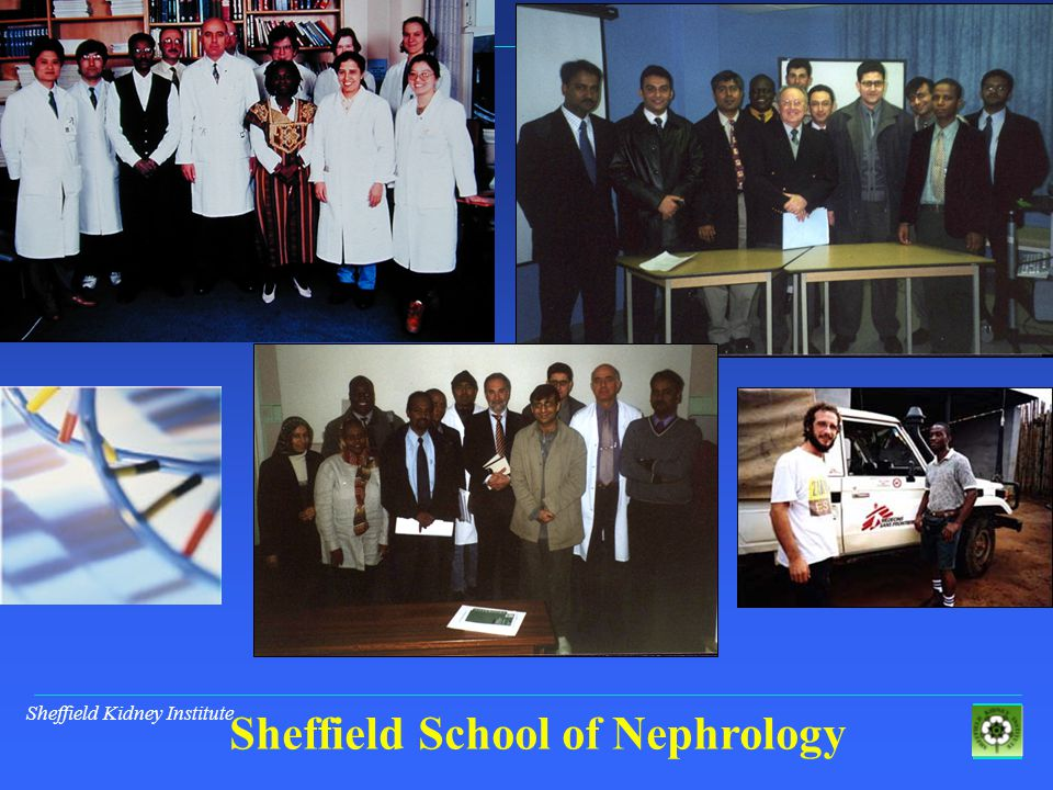 Sheffield Kidney Institute Sheffield School of Nephrology
