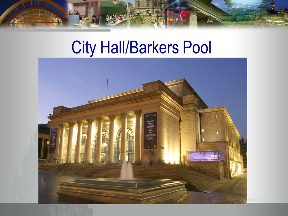 City Hall/Barkers Pool