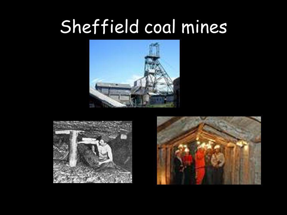 Sheffield coal mines