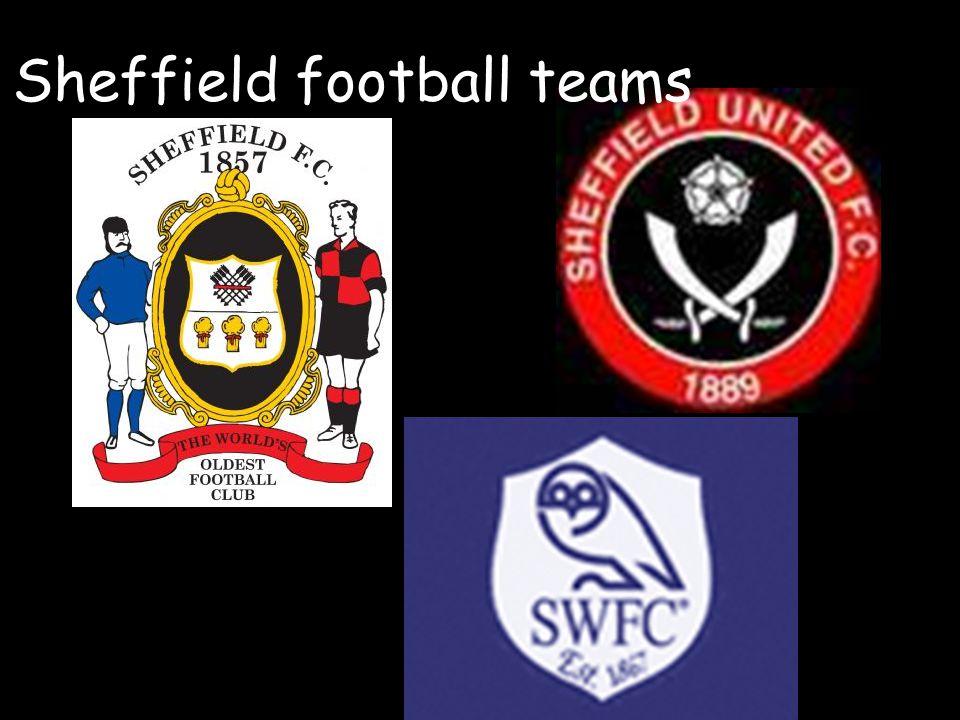 Sheffield football teams