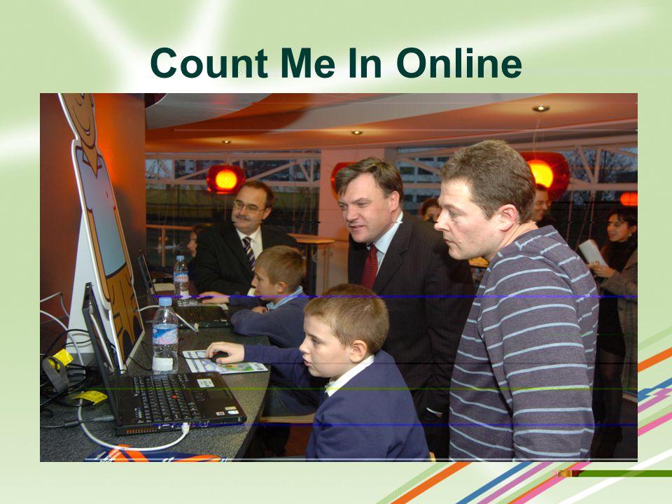 Count Me In Online