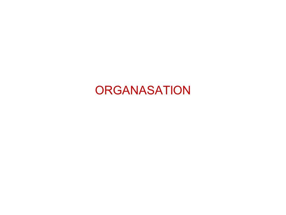 ORGANASATION