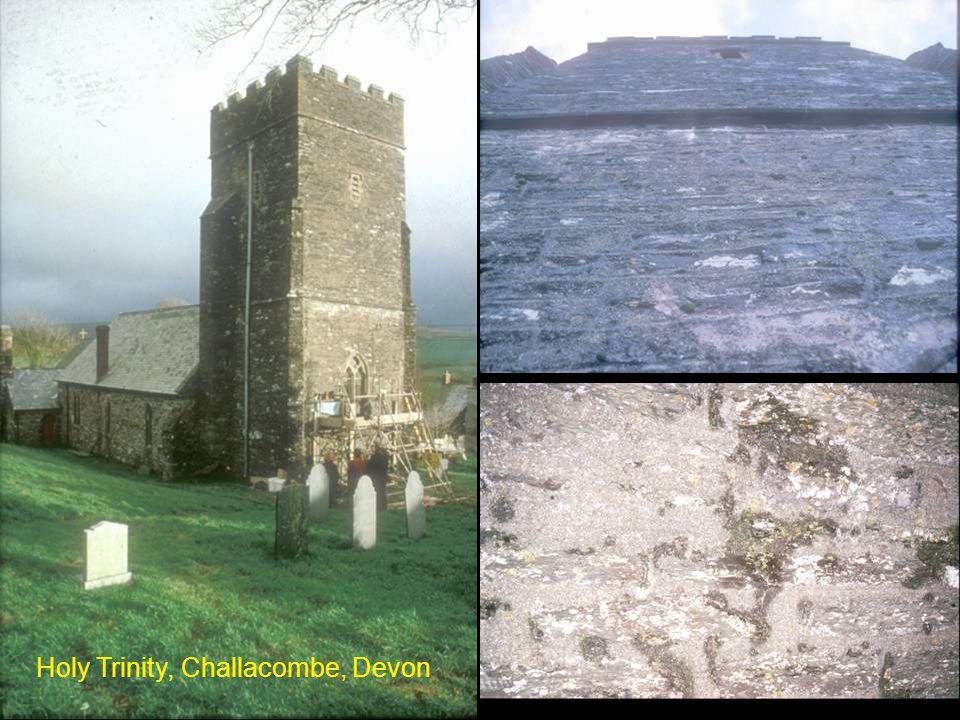 Holy Trinity, Challacombe, Devon