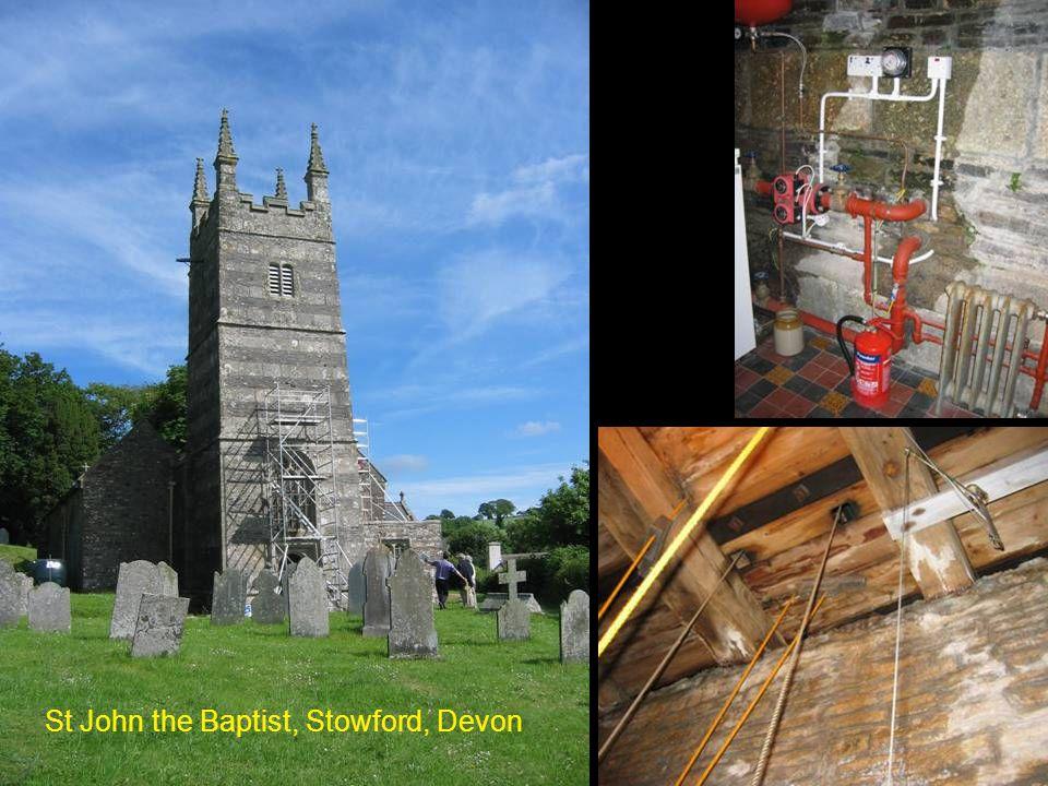 St John the Baptist, Stowford, Devon