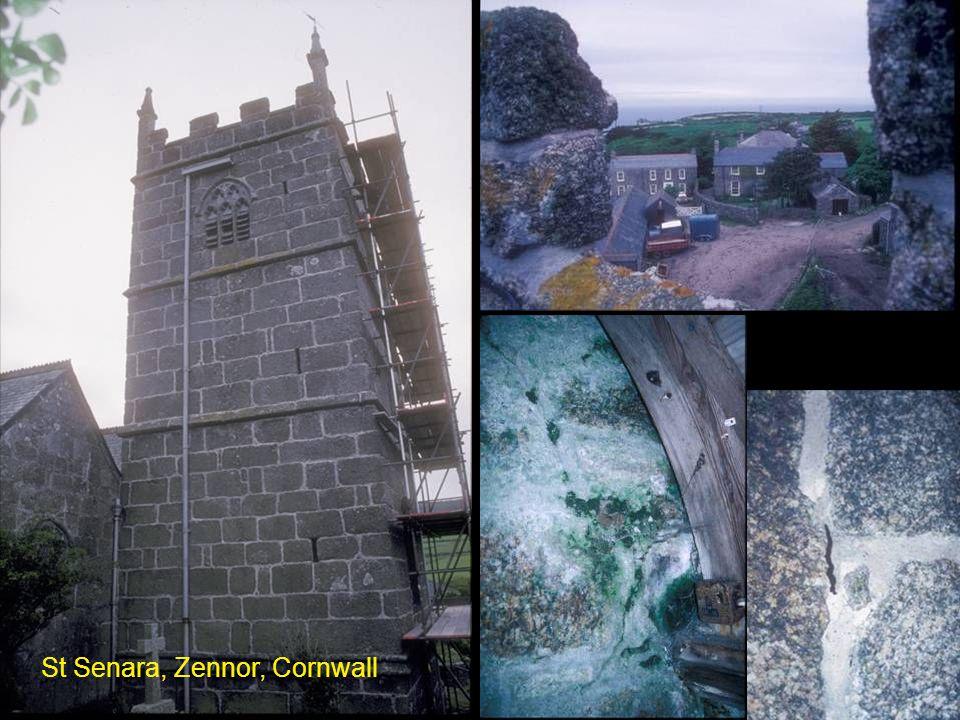 St Senara, Zennor, Cornwall