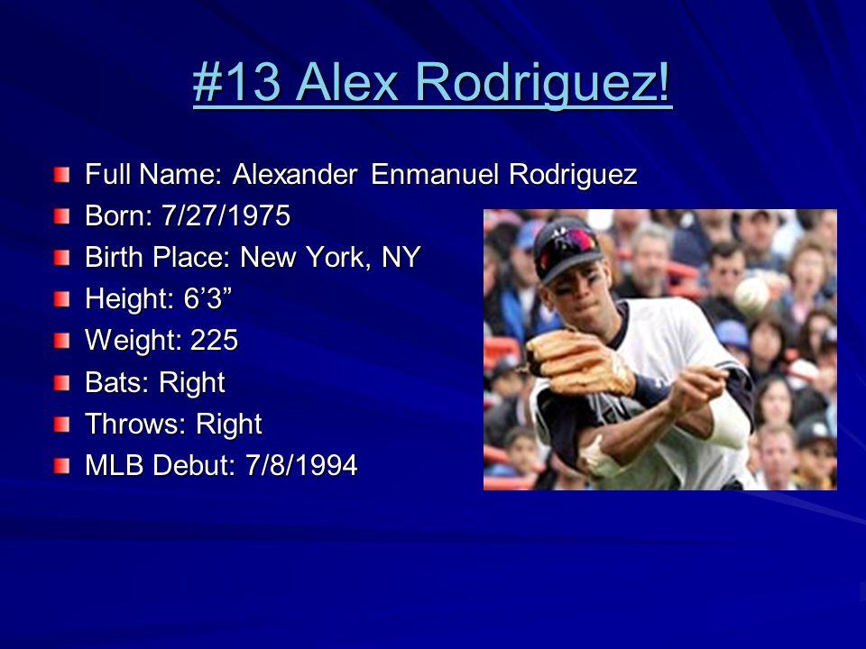 #### 1111 3333 A A A A llll eeee xxxx R R R R oooo dddd rrrr iiii gggg uuuu eeee zzzz !!!! Full Name: Alexander Enmanuel Rodriguez Born: 7/27/1975 Bir