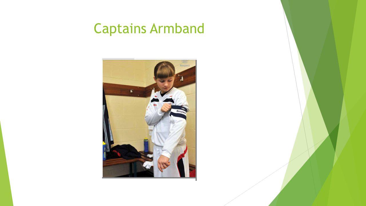 Captains Armband
