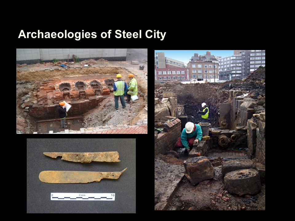 Archaeologies of Steel City