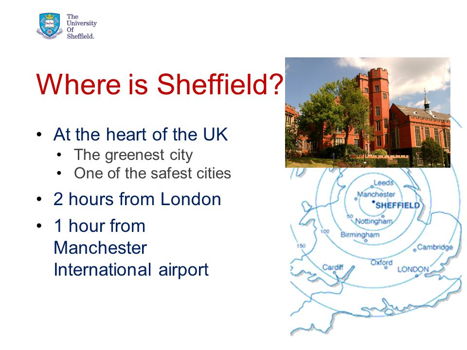 Where is Sheffield.