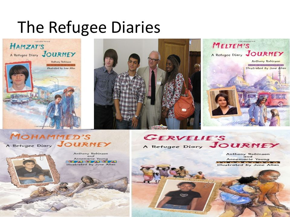 The Refugee Diaries