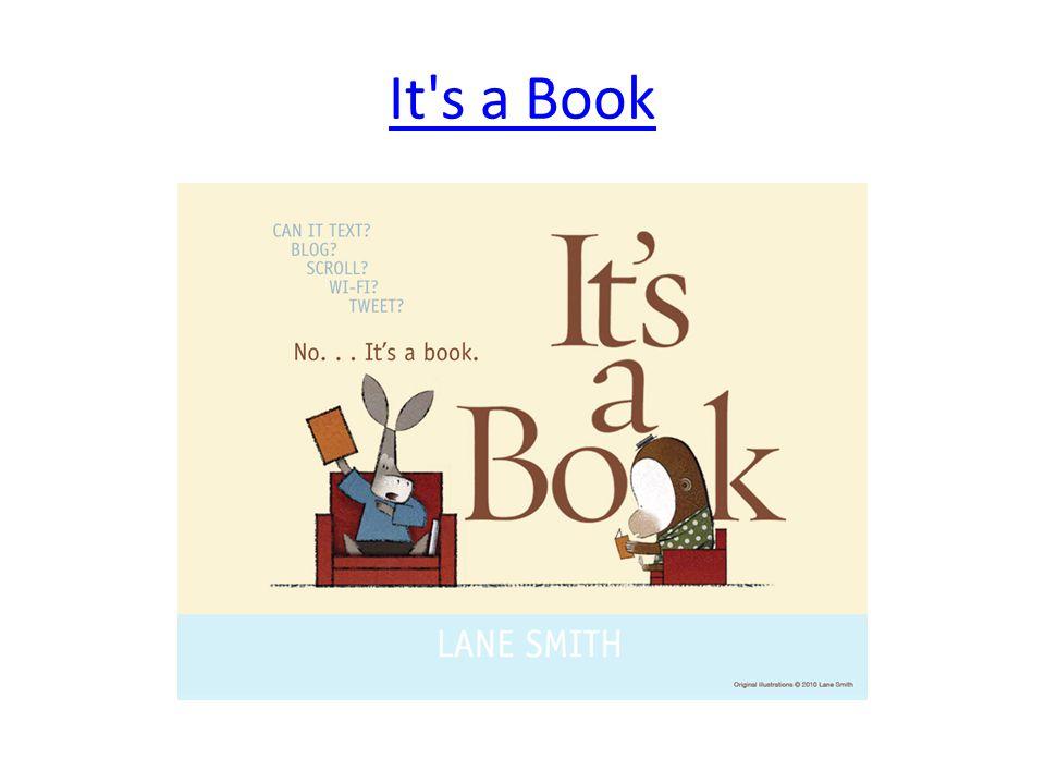 It s a Book