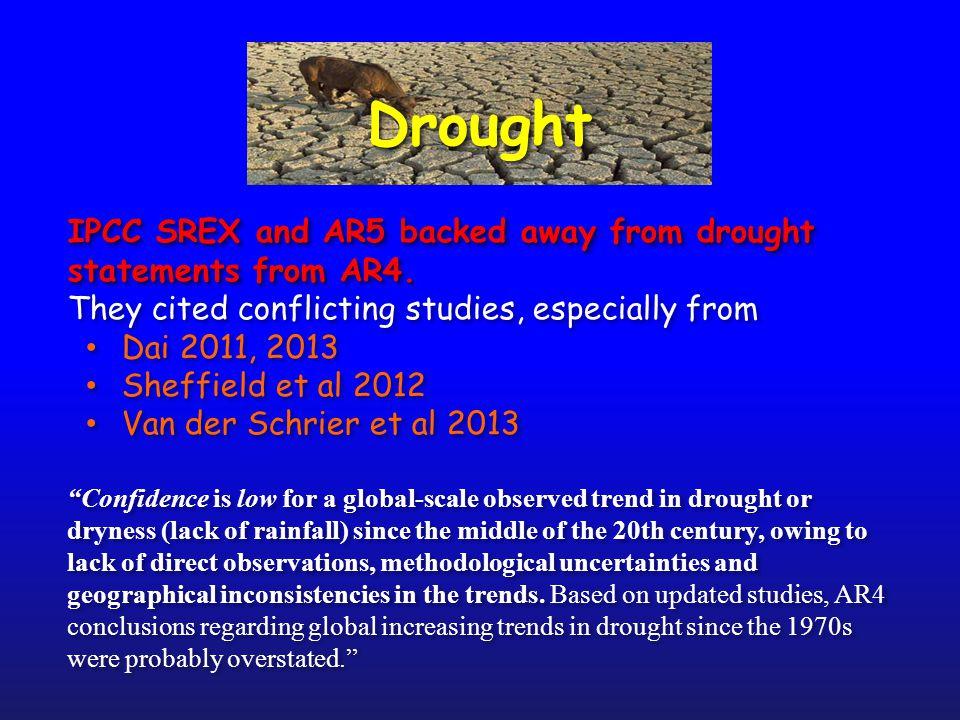 DroughtDrought Nature: Sheffield et al.