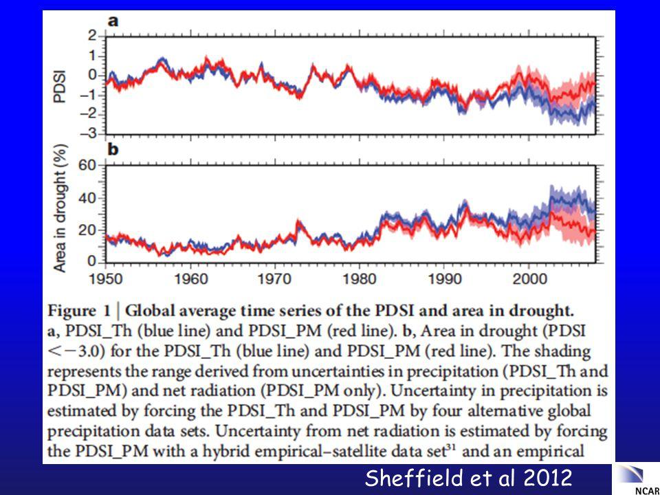 Precipitation matters