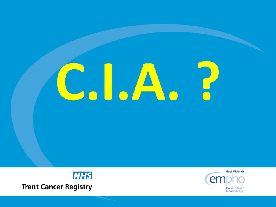 C.I.A. ?