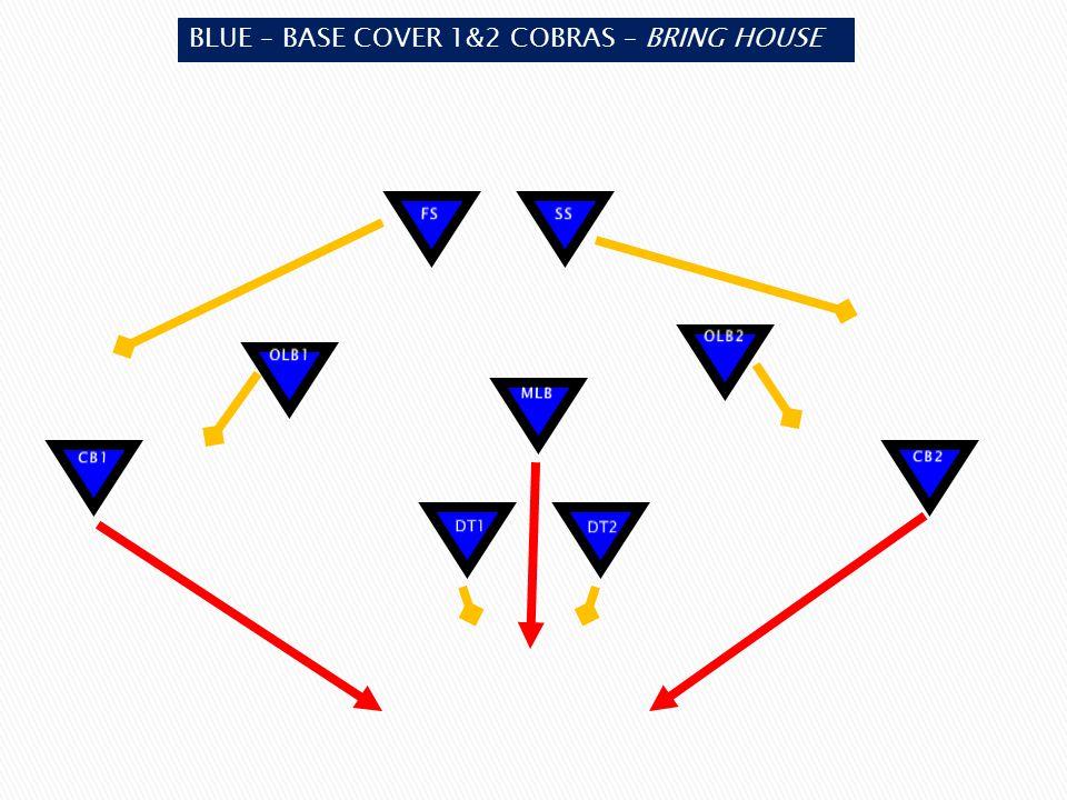 BLUE – BASE COVER 1&2 COBRAS – BRING HOUSE