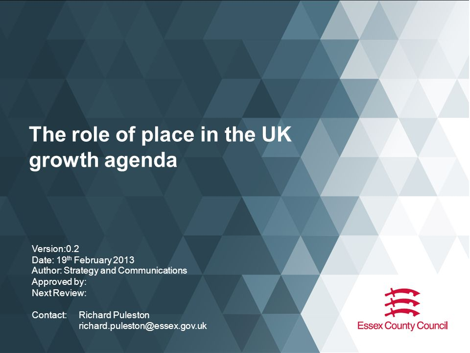2 In December 2011, HM Government announced its intention to: develop tailored deals with our core cities, devolving powers and supporting projects which will boost growth and jobs for the long term .