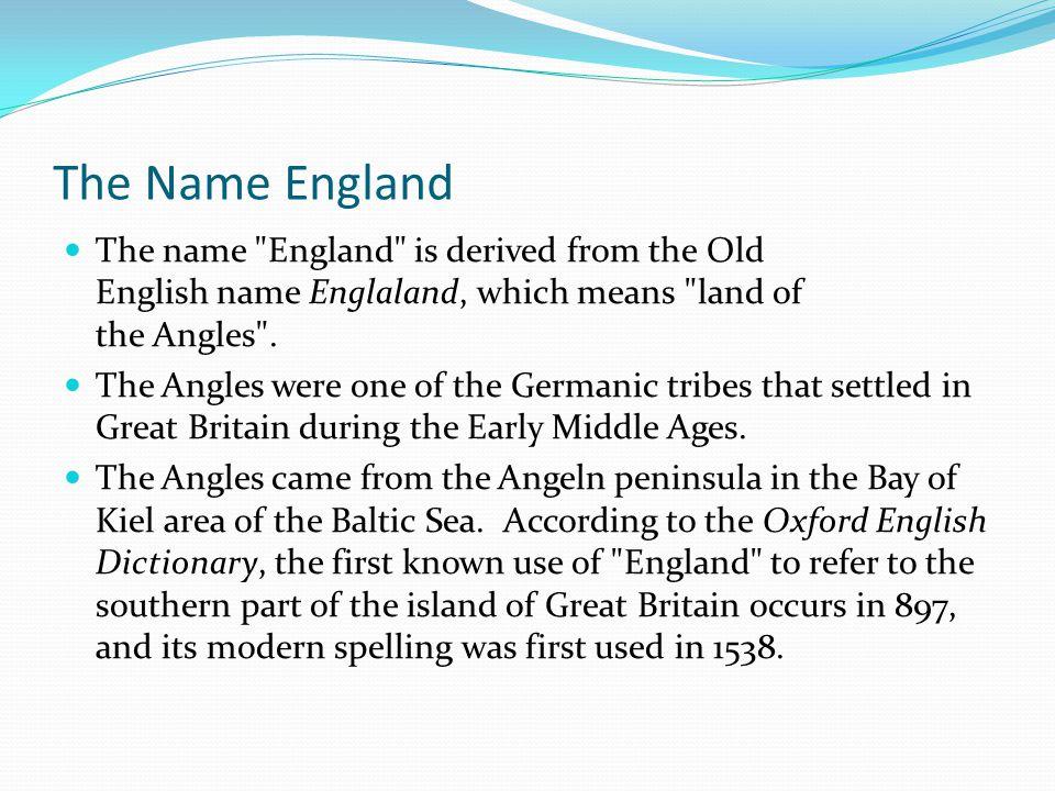 The Flag of England The flag of England is the St George s Cross.