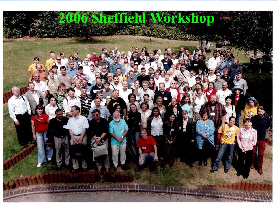 2006 Sheffield Workshop
