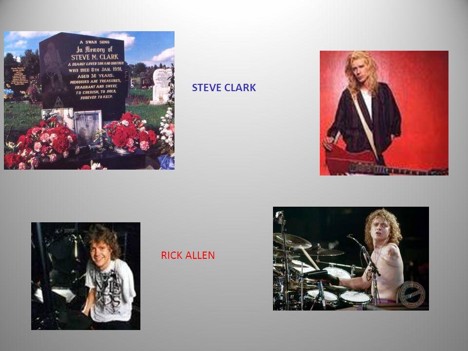 RICK ALLEN STEVE CLARK