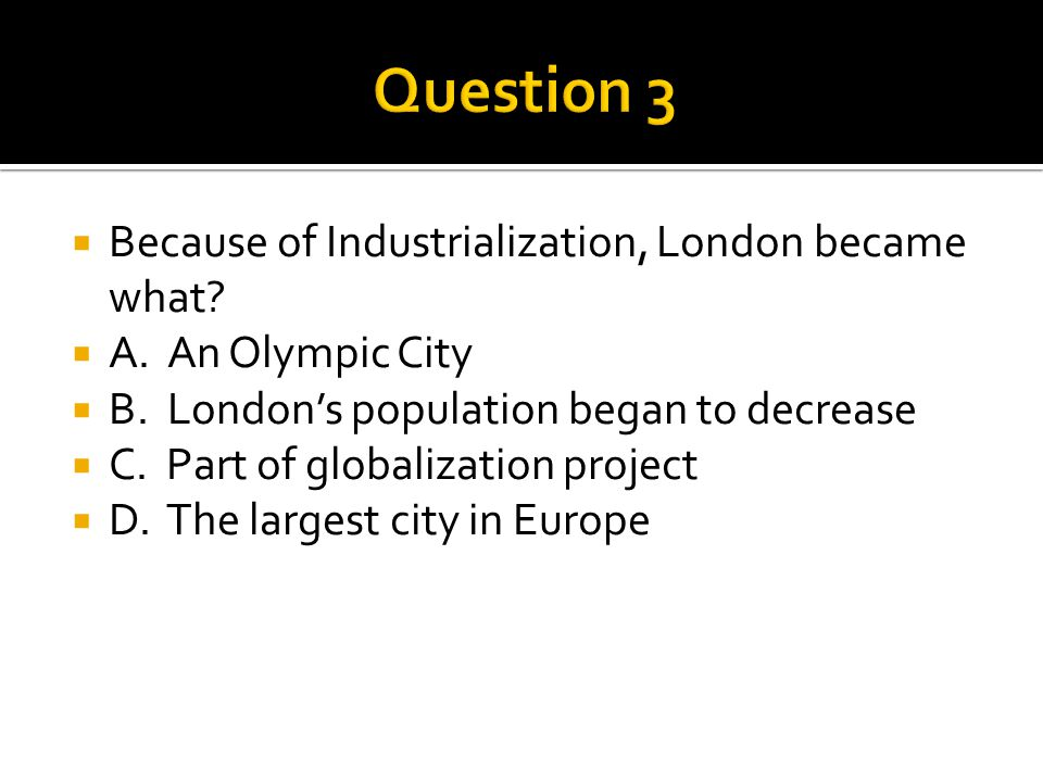 What area began to compete with London in its population size through its iron smelters.