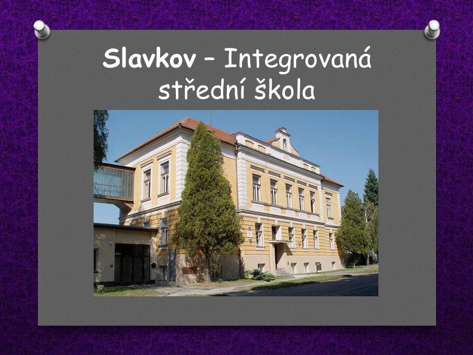 Slavkov – Integrovaná střední škola