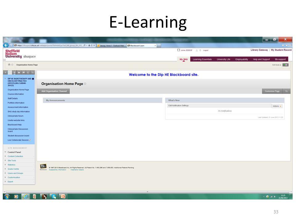 E-Learning 33