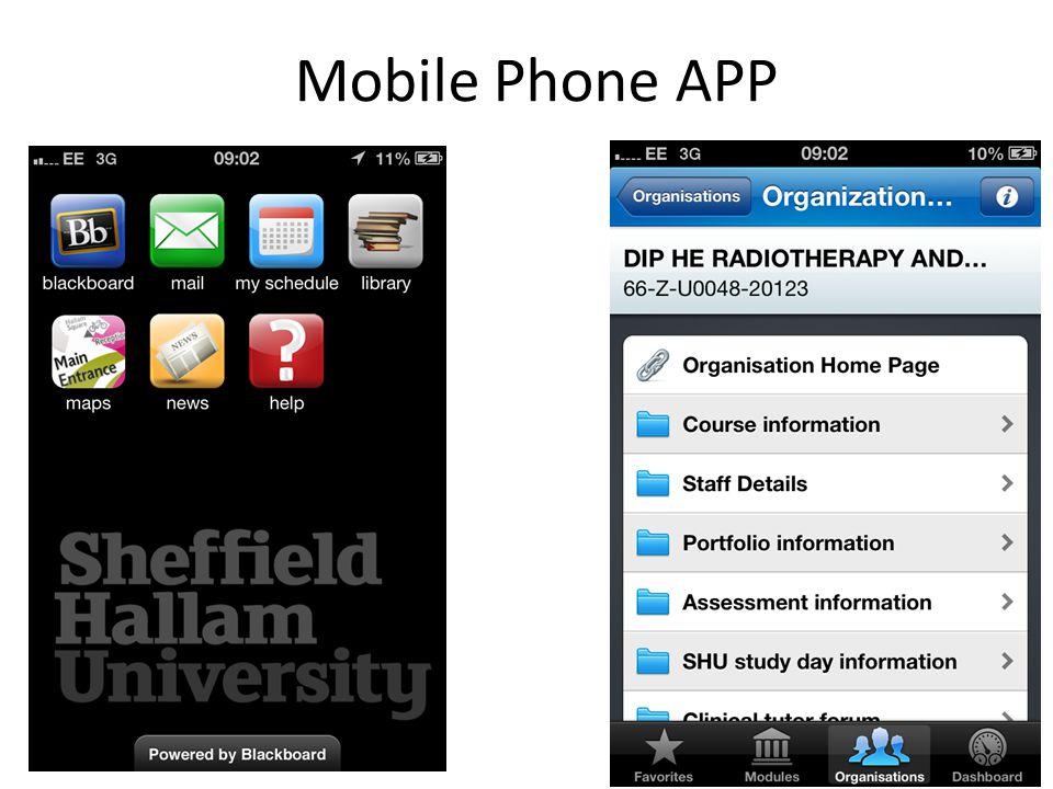 Mobile Phone APP 38