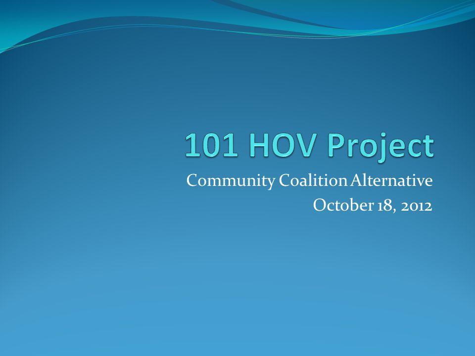 Community Coalition Alternative October 18, 2012
