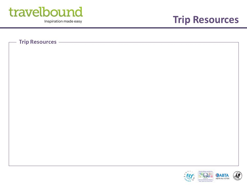 Trip Resources
