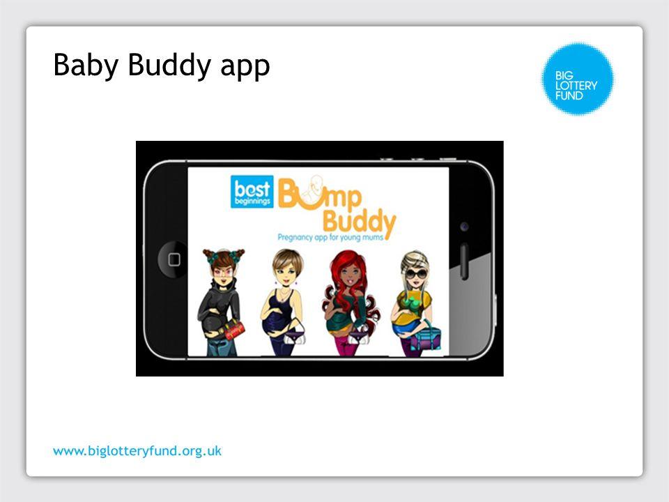 Baby Buddy app