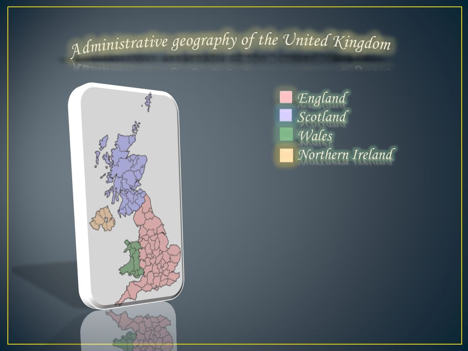 The United Kingdom straddles the geographic mid-latitudes between 50-60 N from the equator.