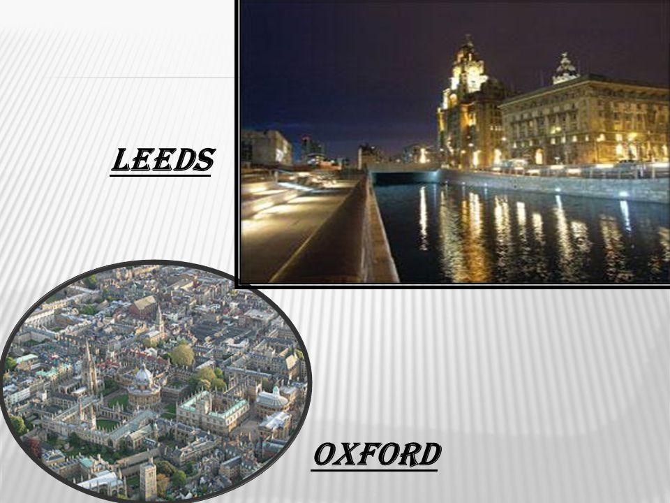 OXFORD LeeDS