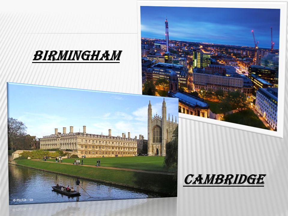 BiRMINGHAM Cambridge