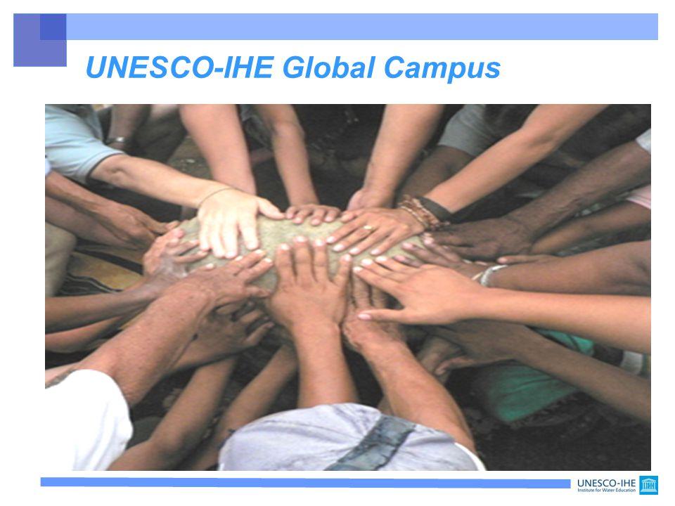 UNESCO-IHE Global Campus