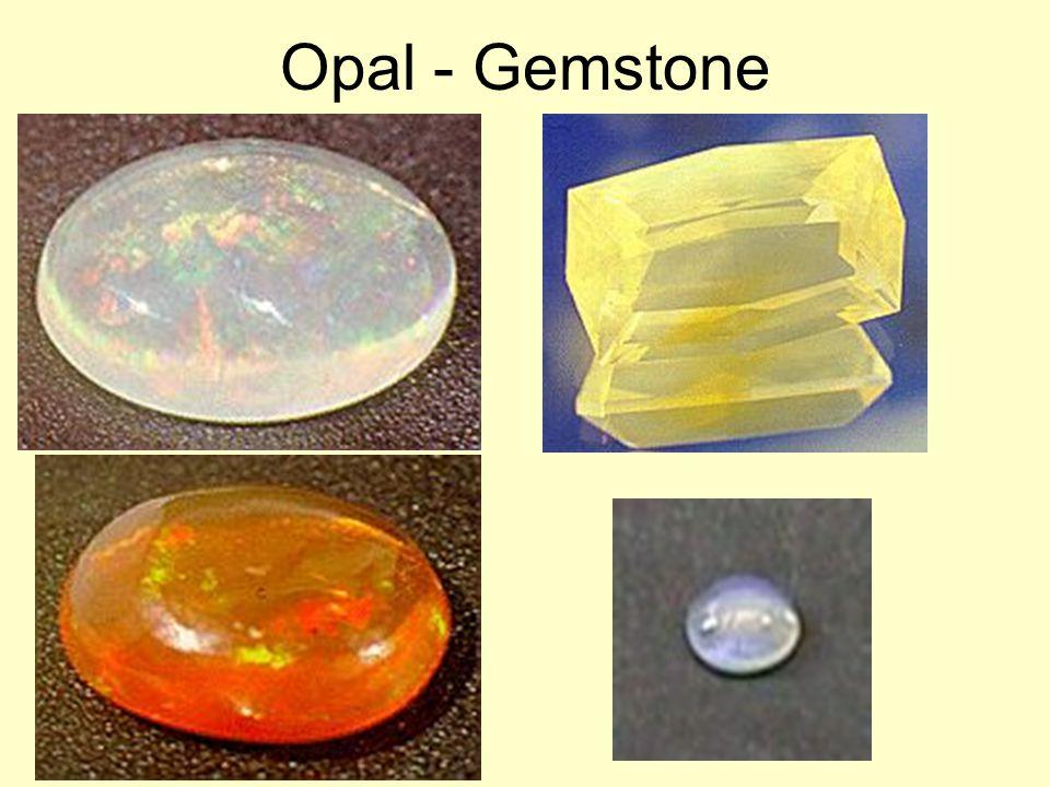 Opal - Gemstone