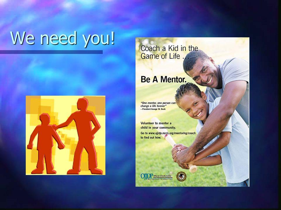 Mentors Take Baths
