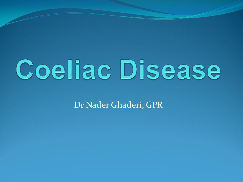 Dr Nader Ghaderi, GPR