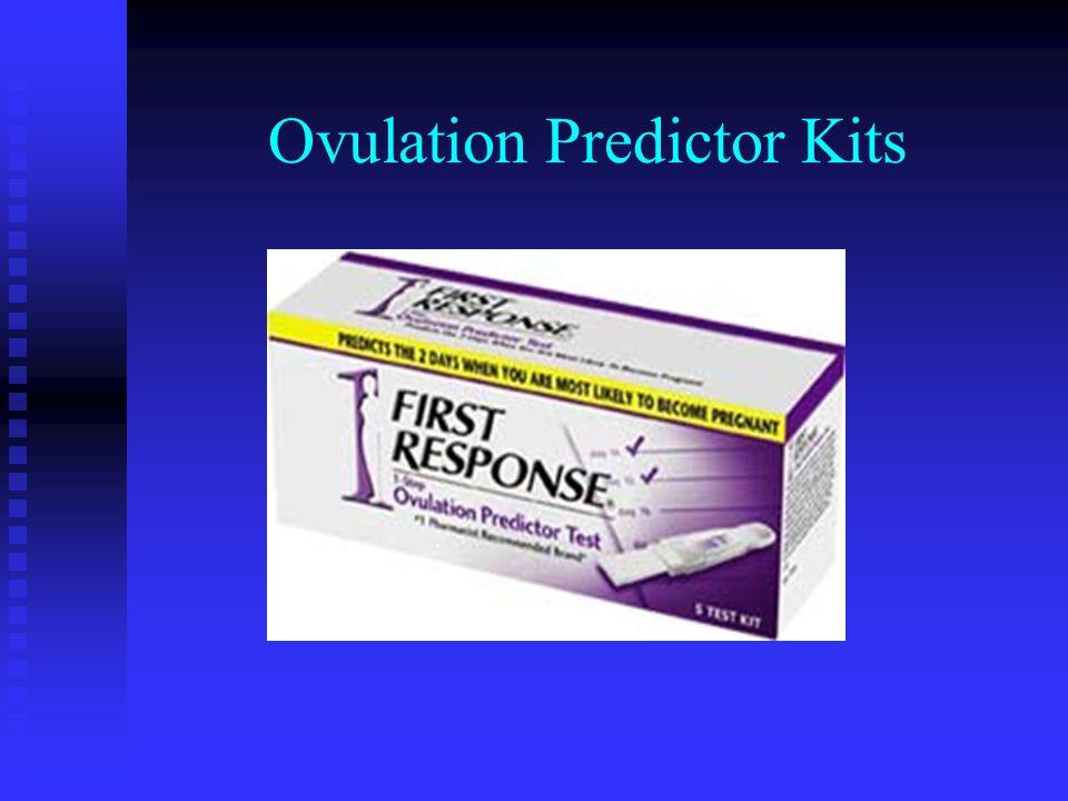 Ovulation Predictor Kits
