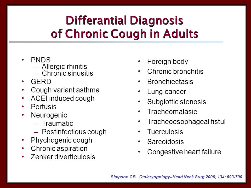 Prevalence: 0-50% More agressive diagnosis and treatments UACS, GERD and postinfectious cough leads to lower incidence 'unexplained'.