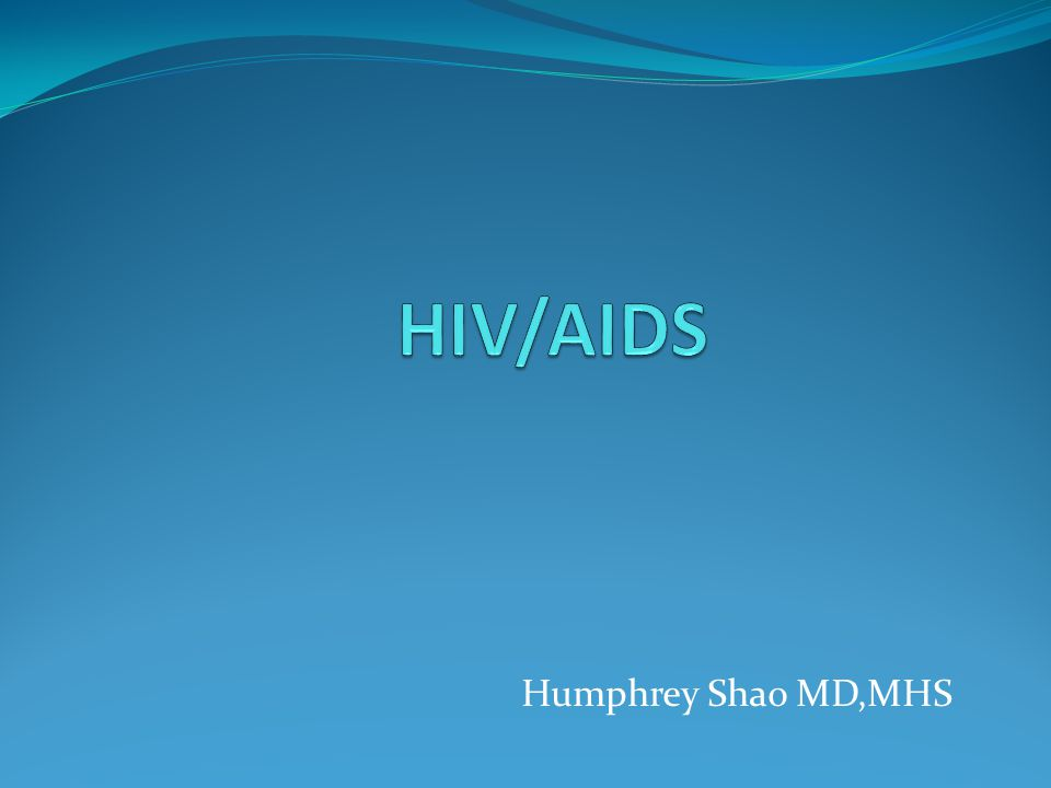 WHO Clinical Staging of HIV Disease in Adults and Adolescents CLINICAL STAGE IV HIV wasting syndrome Pneumocystis pneumonia Recurrent severe bacterial pneumonia Chronic herpes simplex infection (orolabial, genital or anorectal of more than one month's duration or visceral at any site) Oesophageal candidiasis (or candidiasis of trachea, bronchi or lungs) Extrapulmonary tuberculosis