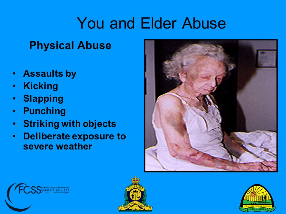 You and Elder Abuse HOW TO PROTECT YOURSELF AS AN ELDER Make sure financial and legal affairs are in order.