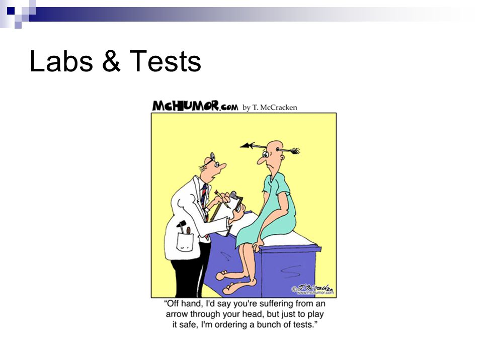 Labs & Tests
