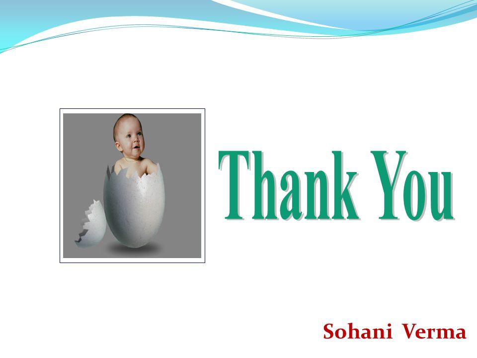 Sohani Verma