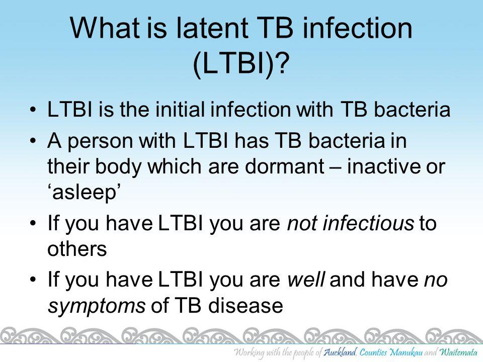 What is TB disease.