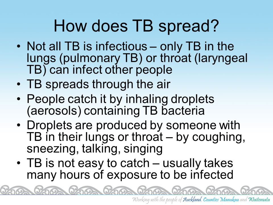 Who is more likely to progress from LTBI to TB disease.