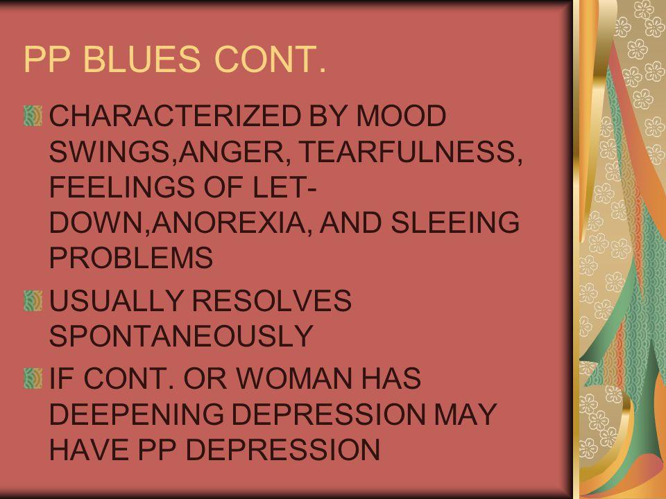 PP BLUES CONT.