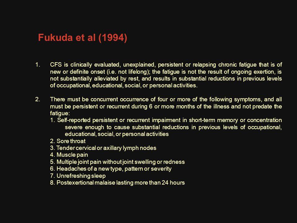 Fukuda et al (1994) 1.