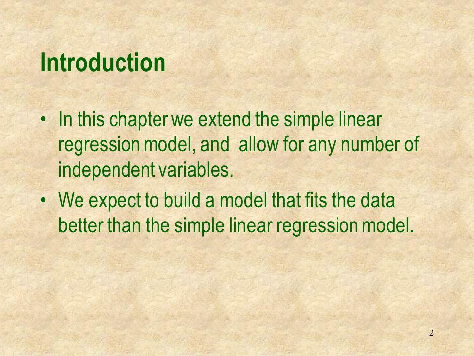 23 k = n–k–1 = n–1 = Testing the Model Validity of the La Quinta Inns Regression Model MSE=SSE/(n-k-1) MSR=SSR/k MSR/MSE SSE SSR The F ratio test is performed using the ANOVA portion of the regression output