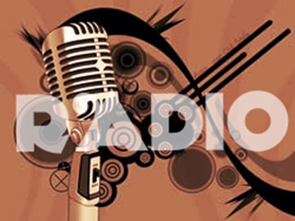 The radio is a way of comunication based in sending audio sings.